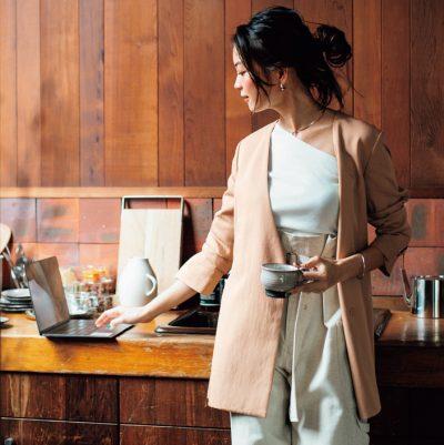 """秋は""""ジャケット""""が狙い目!軽く羽織るきれいめデザイン16選【2020】"""