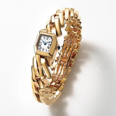 【Cartierのマイヨン ドゥ カルティエ】NAVY的名品