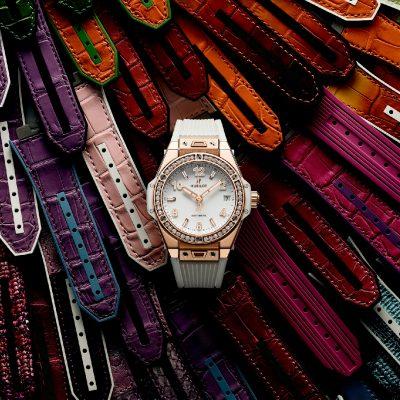 「ウブロ」の腕時計が今っぽい理由!自分らしい1本が手に入る