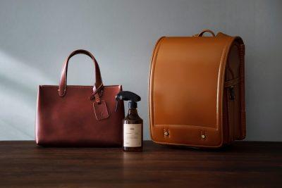 ウイルス対策に!ランドセル&革バッグのウイルススプレー土屋鞄から登場