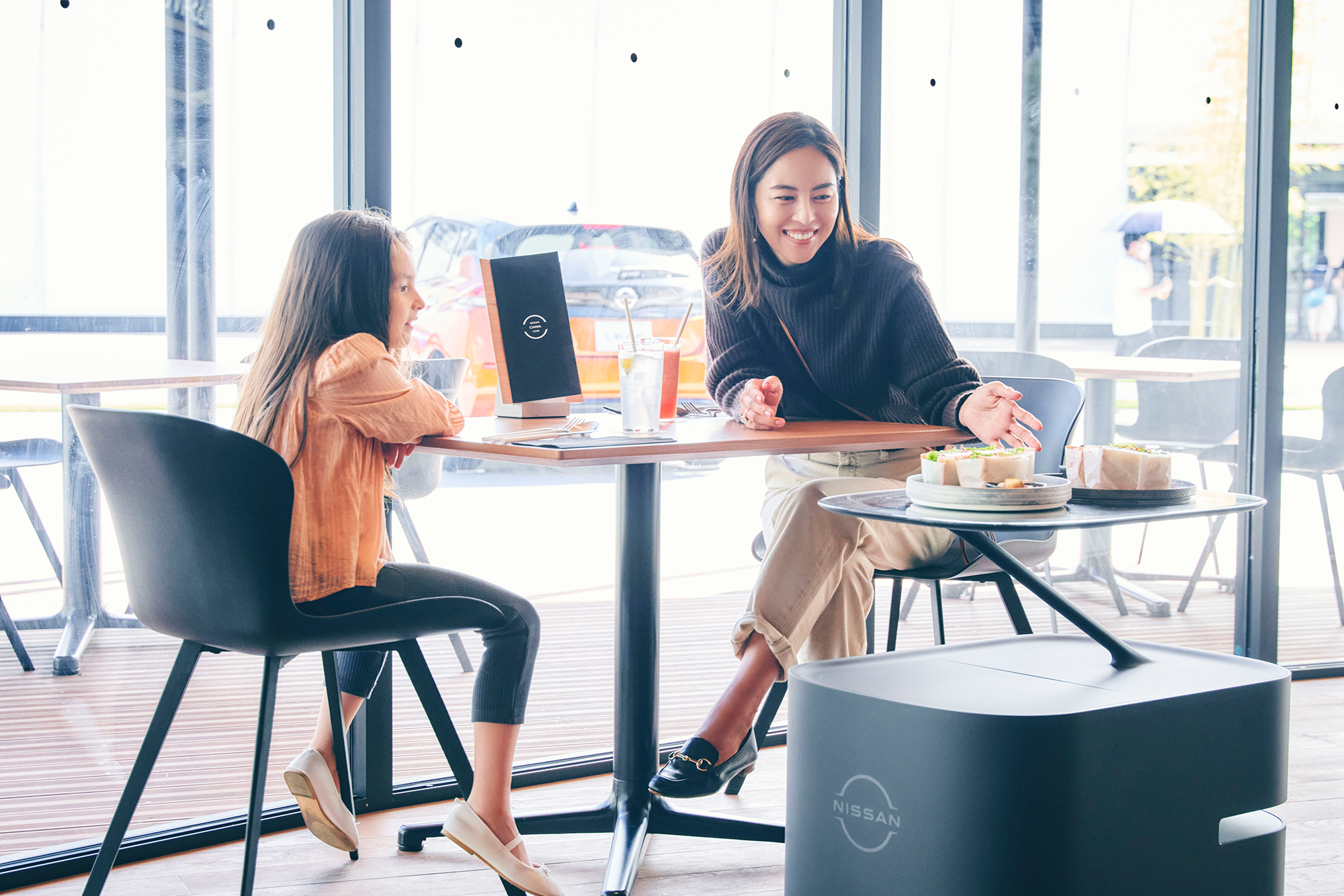 NISSAN CHAYA CAFE