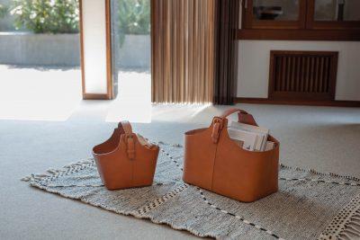 一生もののインテリアに!「土屋鞄製造所」発のホームコレクション
