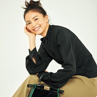 矢野未希子さん私物FENDIバッグの中身「リフレッシュできる香りものが欠かせません」