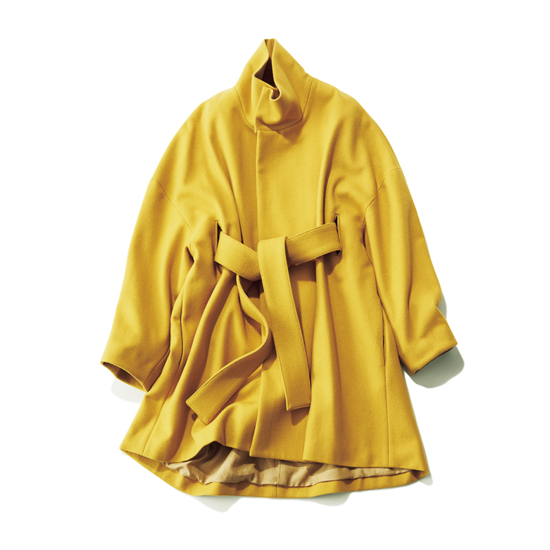 イエローのカラーコート