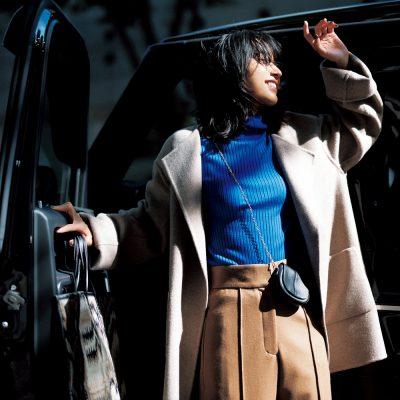 車移動派はショート丈コート!30代のおすすめデザイン4選