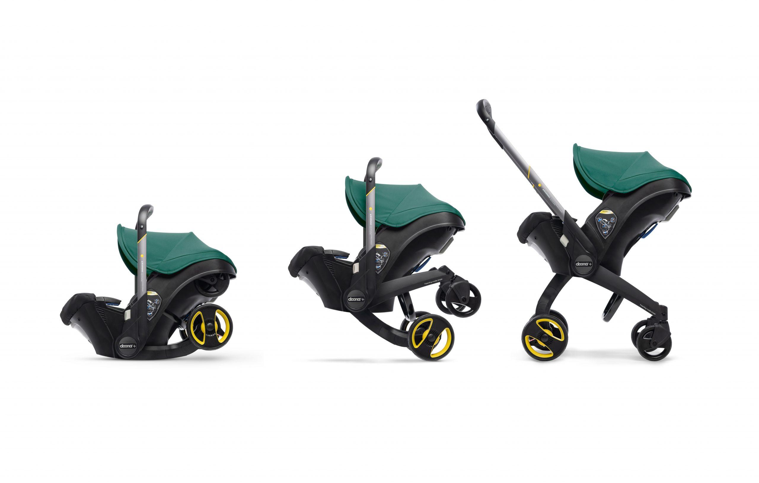 赤ちゃん用品 ベビーカー ドゥーナインファントカーシート