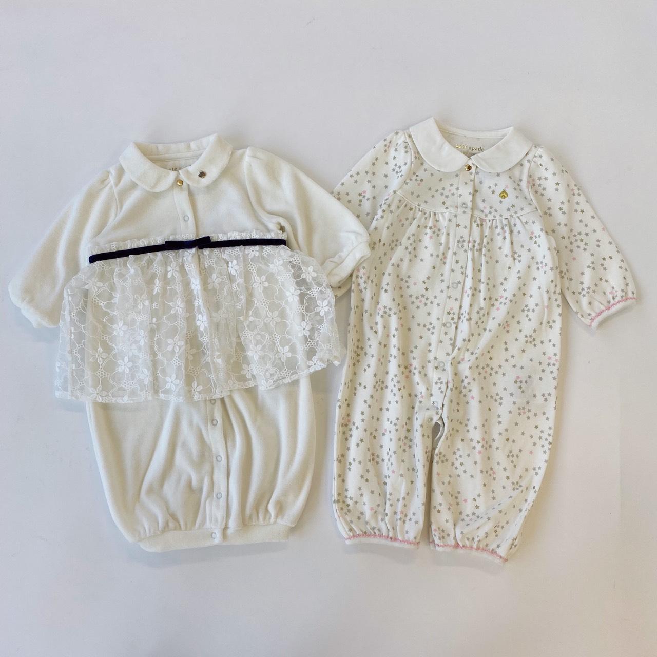 赤ちゃん用品 2WAYオール ケイト・スペード