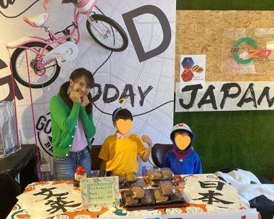 東南アジア在住ママブログ 「家族で屋台体験」
