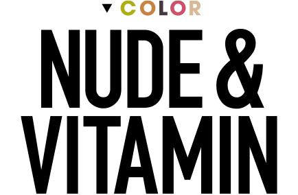 NUDE&VITAMIN