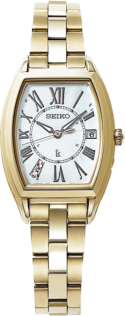 SEIKO時計〈SSQW046〉