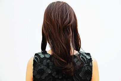卒園式の髪型、アレンジ1-2