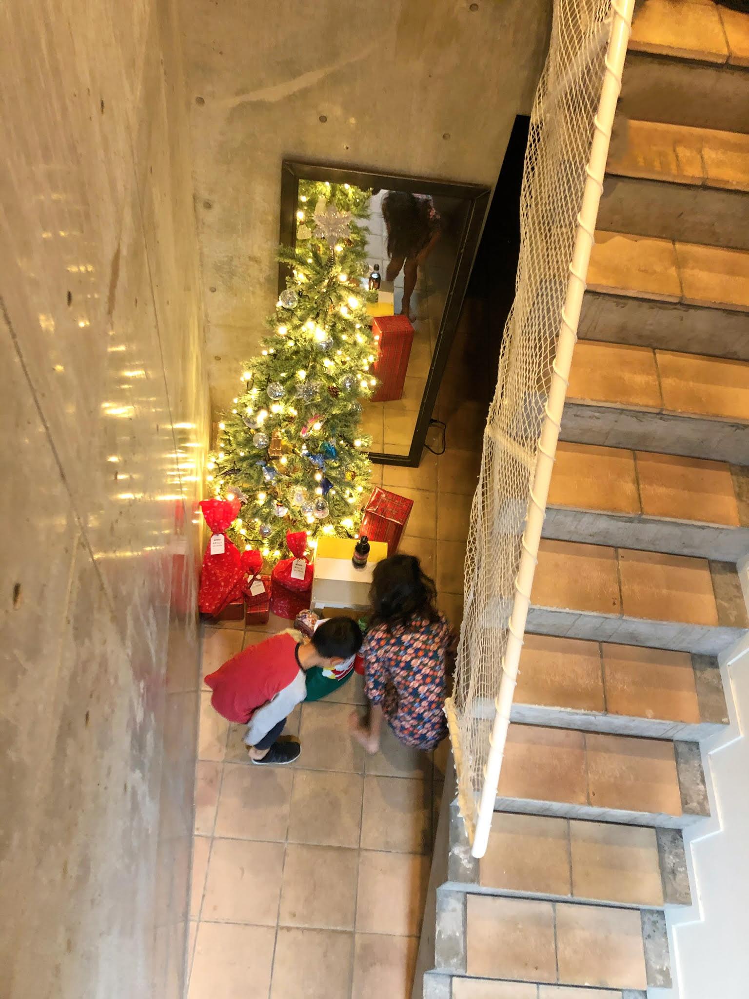 牧野沙耶 クリスマスツリー