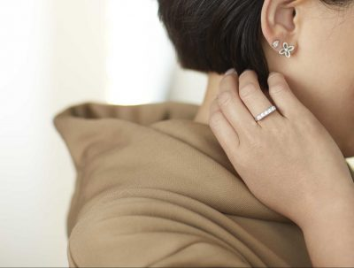 30代の「一生ものジュエリー」ダイヤモンドの楽しみ方