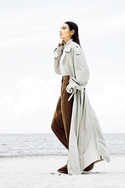 長澤実香さんに聞く、ザ・ロウ「自分にとっての名品に出合う」