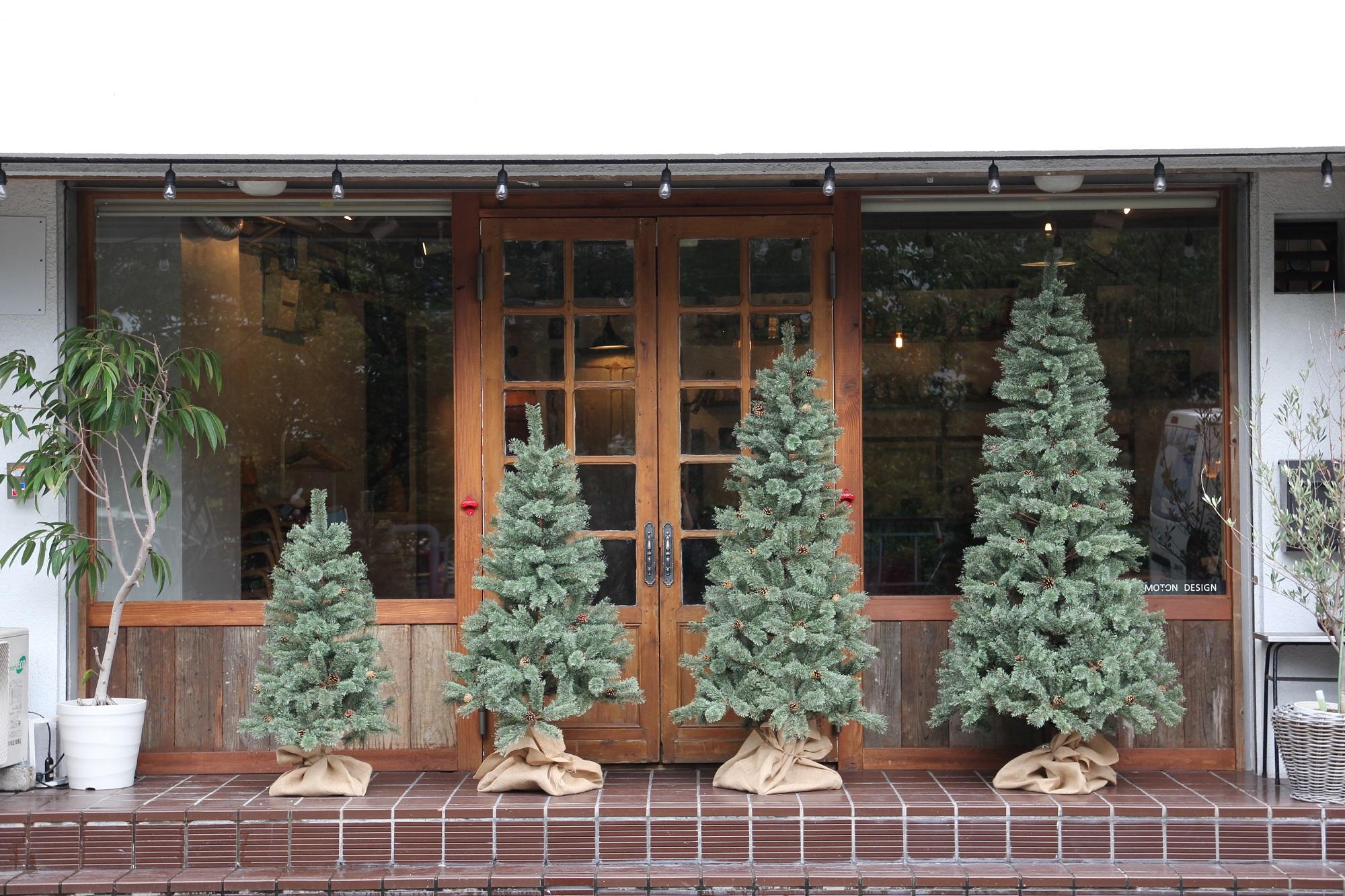 クリスマスツリー ラトヴァ