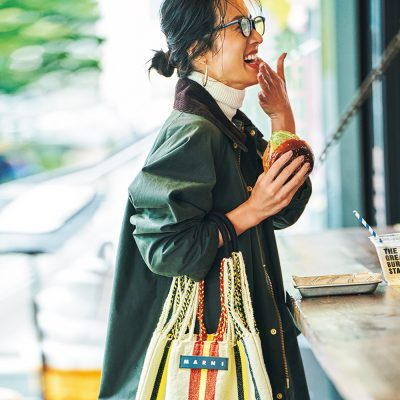 人気ブランドのサブバッグは買物にも!オシャレなデザイン3選