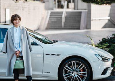 車内の色にもこだわった、憧れのマセラッティ ギブリ