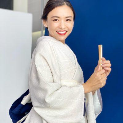 滝沢眞規子さんのお着物、その選びとポイントを解説!