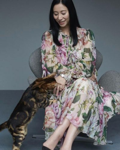 三浦瑠麗さん「自分らしさをつくるファッションアイテム。」