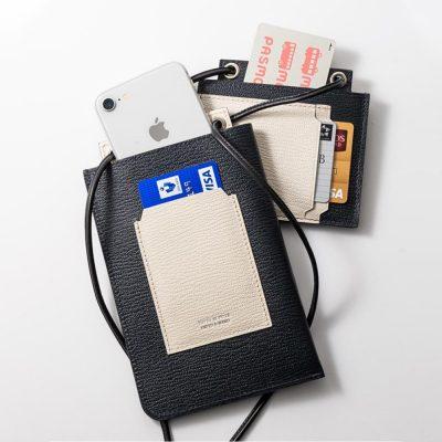 手ぶら時代の「ケータイ、お財布どうしよう?」にスタイリストの正解小物