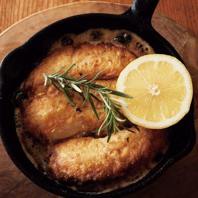 【ささみのレモンバター】クリスマスに子どもが喜ぶチキンレシピ