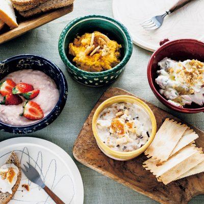 おやつになるディップ4選!映えるフルーツ系フレーバーのレシピ