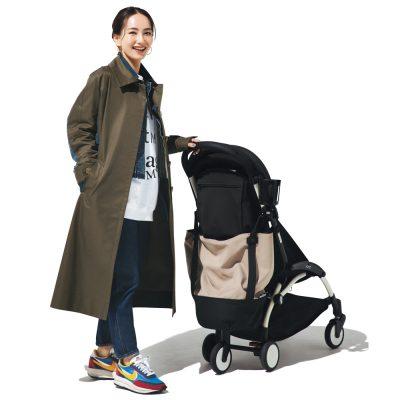 辻元舞さん「息子2人連れの外出はてんやわんや」子連れバッグの中身を公開