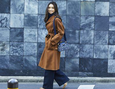 滝沢眞規子さんが私服で着こなす「ルイ・ヴィトン」の新作バッグ