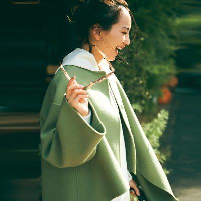 リバーコートはショート丈が旬!30代におすすめのデザイン5選【2020年秋冬】