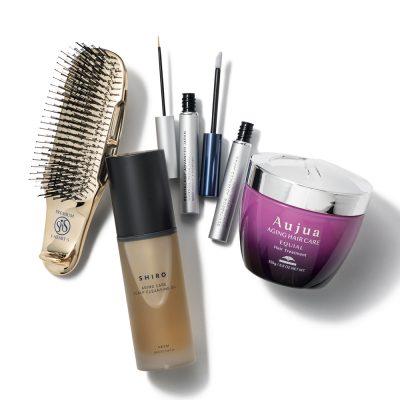 マスク映えは「髪」が重要!30代におすすめの髪活アイテム4選