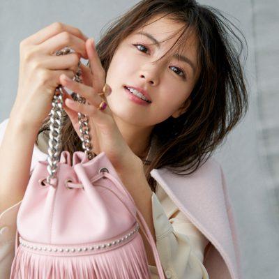 矢野未希子さんの真似したい「大人ピンク」の着こなし5選