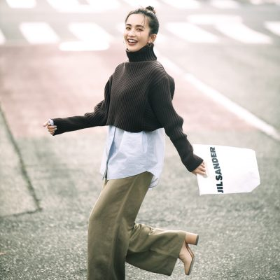 30代に人気の「styling/」春に着たい注目アイテム4選