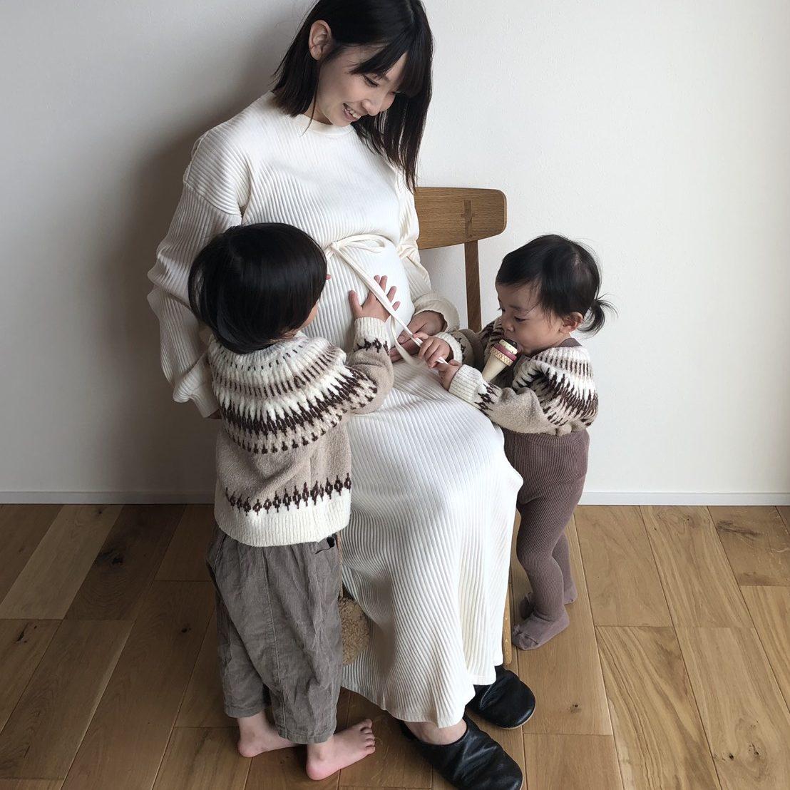 妊娠線 ケア 読者実例1