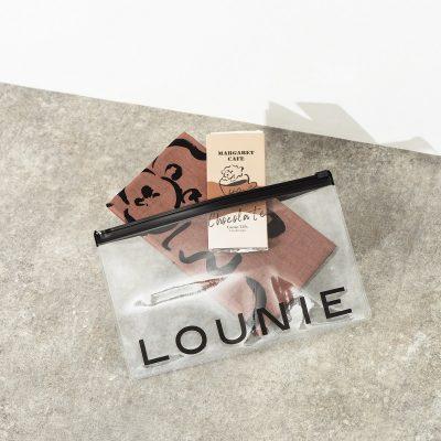 【明日から】「ルーニィ」チョコ・バンダナ・ポーチセットがもらえるキャンペーン開始
