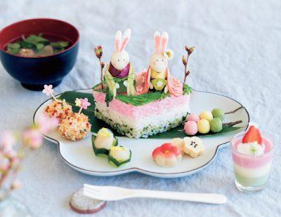 【ひな祭り2021】可愛いちらし寿司・いなり寿司レシピ7選