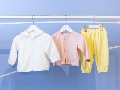 赤ちゃんのUVカット服は【ユニクロ】が優秀!外遊びの季節到来