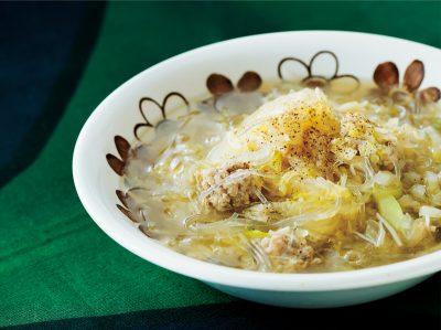平日夜でもすぐ作れる時短レシピ2選|植松良枝さんの具だくさんスープ