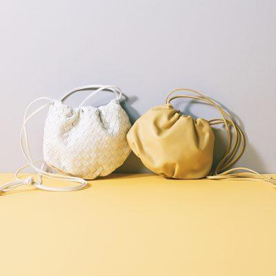 斜めがけバッグは丸いフォルムが旬!3大ブランドの最新デザイン