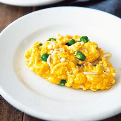 【副菜2品】サルボ恭子さんの「手軽で使える卵と野菜のサブメニュー」