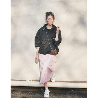 VERY専属モデルデビュー・笹川友里さんのプレイベートとオシャレ