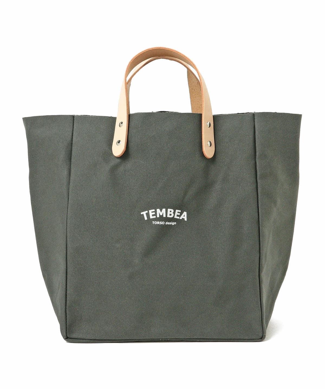 内側のポケットでポーチ要らず TEMBEA × こどもビームス