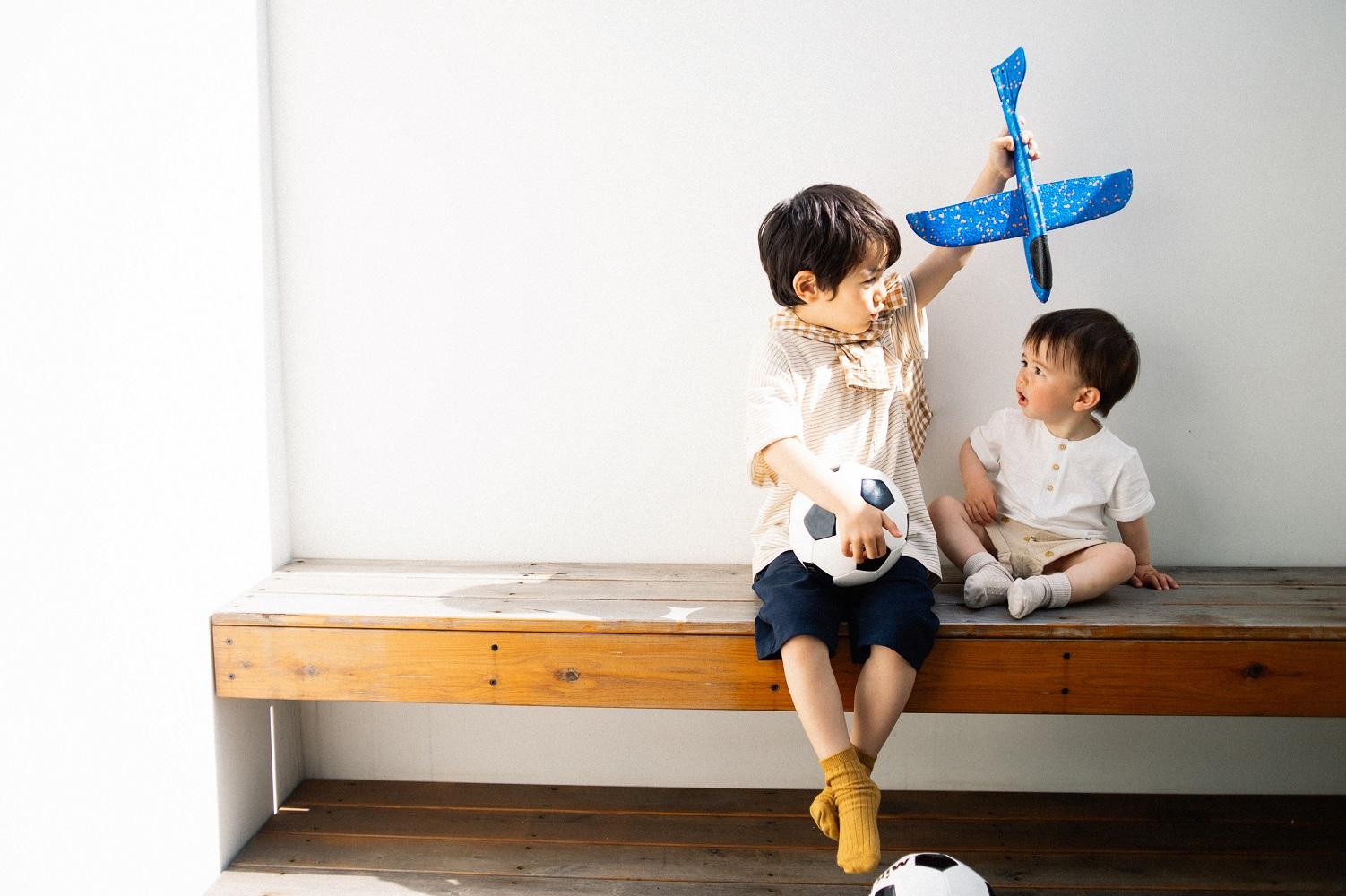 H&M、男の子コーデ