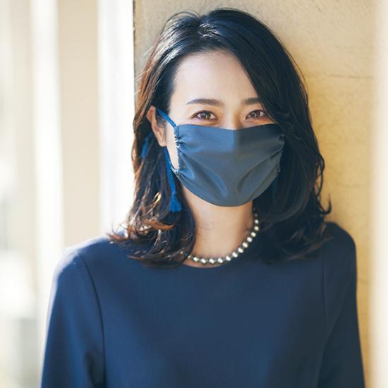 卒園式卒業式入園式入学式におすすめの光沢艶マスク