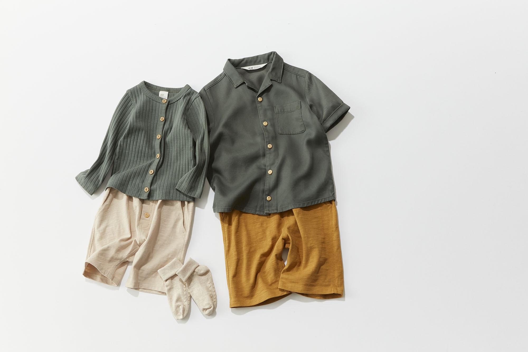 男の子服、おすすめ、H&M