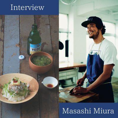 メンズモデル三浦理志さん「自分が食べたいものを作ろう!」レシピも公開