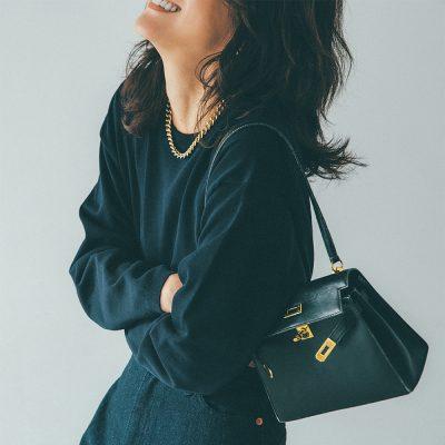 スタイリスト金子綾さん「ブランドバッグの使い方、活かし方」