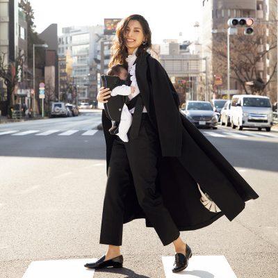 申真衣さんの復職コーデ5選「リモートの日もやる気をファッションで伝えたい」