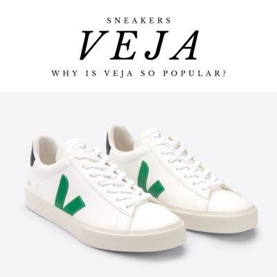 きれいめ派ママに「VEJAのスニーカー」が人気の理由