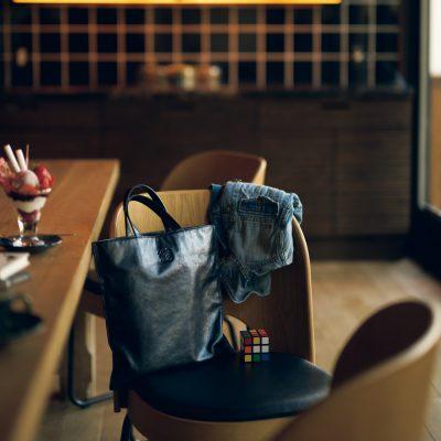 内田恭子さん「行きついたバッグはロエベの上質なシンプルトート」