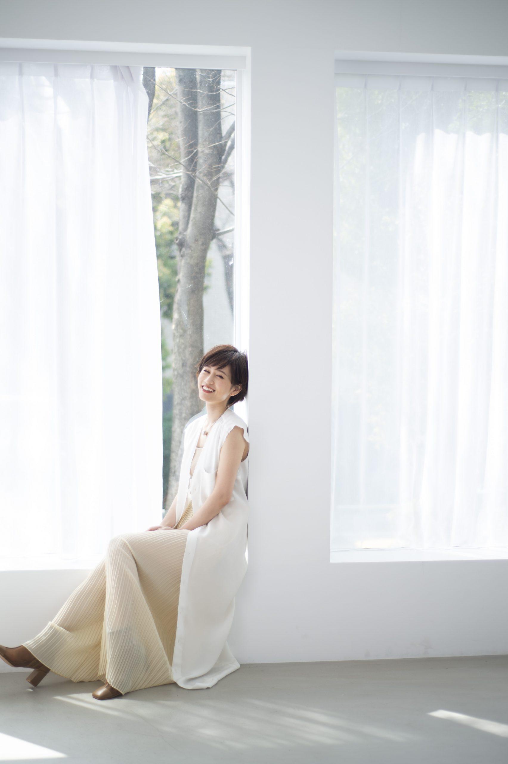 子育て、離婚、仕事復帰について語る前田敦子さん2